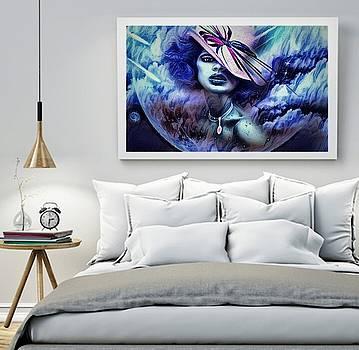 Lady Moon Light by Swedish Attitude Design