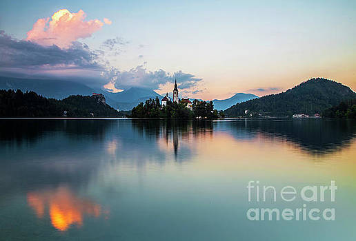 Lake Bled. by Sebastien Coell