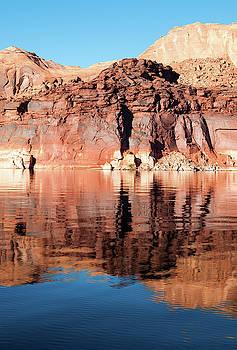 Robert VanDerWal - Reflecting On Lake Powell