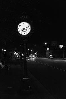Sharon Popek - Lenoir City Clock