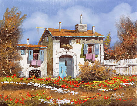 Lo Steccato by Guido Borelli