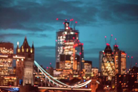 London Blur by Chris Thodd