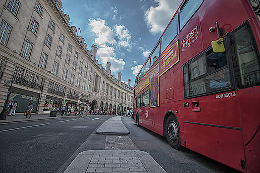 London Town by Martin Newman