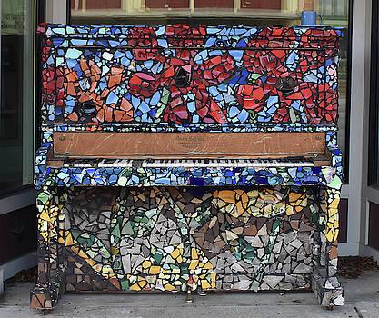 Loud Piano by Warren Gale