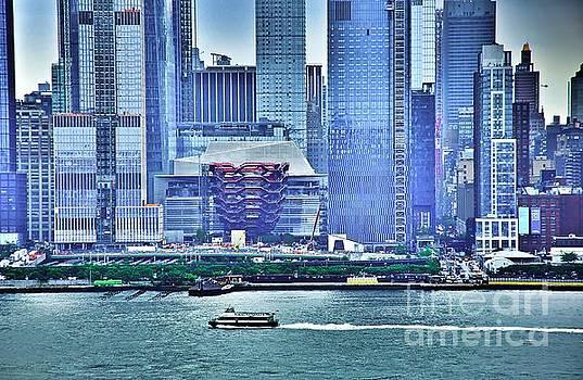 Lower Manhattan by Stacey Brooks