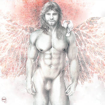 Rolf Design - Male Angel #8