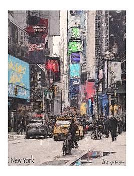 New York by Steve K
