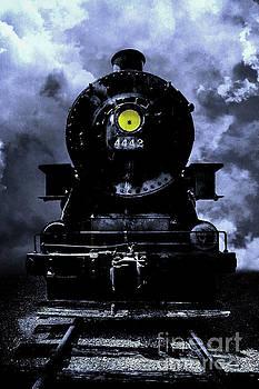 Edward Fielding - Stormy Night Train