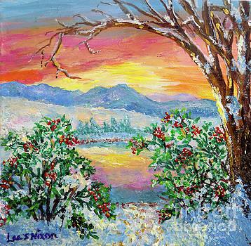 Nixon's Beauty Of Winter by Lee Nixon
