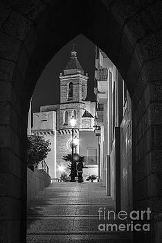 Our Lady of the O Church Rota Cadiz Spain by Pablo Avanzini