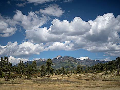 Pagosa Peak-Fall by Mark Langford