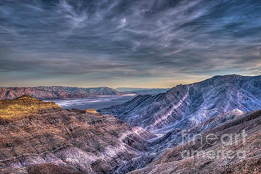 Panamint Range by Charles Dobbs