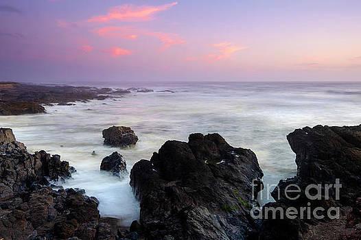Pastel Sea by Mike Dawson
