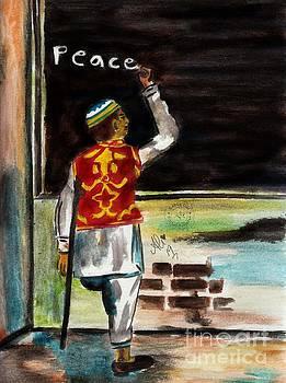 Peace by Ali Muhammad