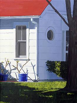 Plumeria by Michael Ward