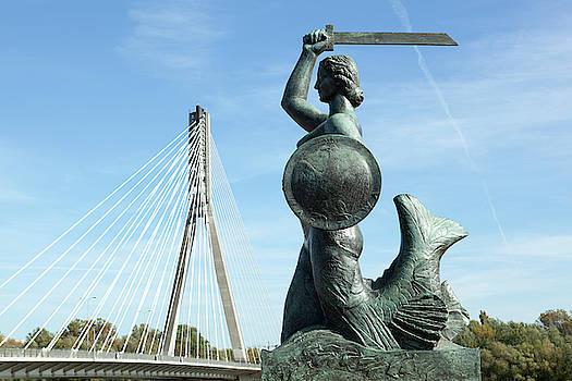 Ramunas Bruzas - Protecting Warsaw