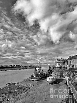 Quayside, King's Lynn by John Edwards
