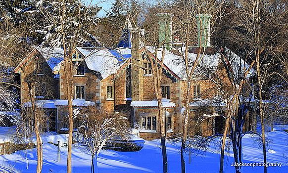 Queset House by Jonathan Jackson Coe