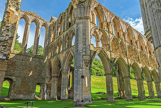 David Ross - Rievaulx Abbey, North York Moors