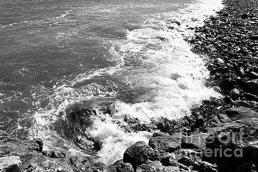 Rocky Coast by Katherine Erickson