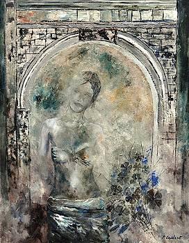 Roman nude  by Pol Ledent