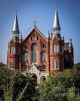 Sacred Heart Cultural Center - Augusta GA by Sanjeev Singhal