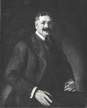 Samuel Knopf by George Bellows