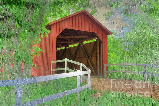 Larry Braun - Sandy Creek Covered Bridge