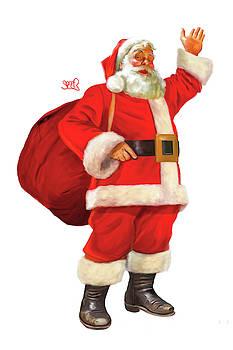 Santa Claus by Mark Spears