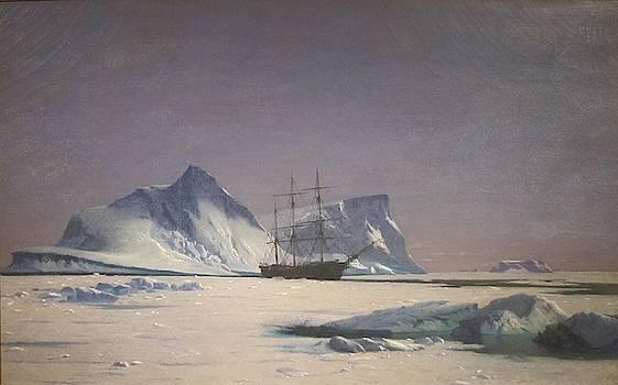Scene in the Arctic  by William Bradford