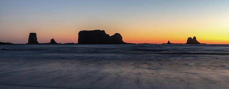 Second Beach by Ed Clark