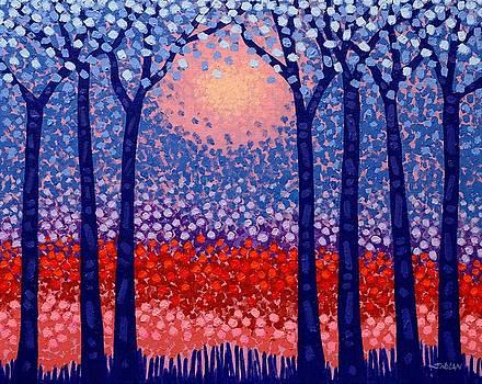 Seven Trees by John  Nolan