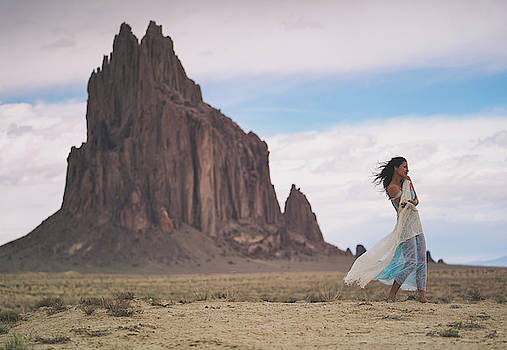 ShipRock by Stacy Burk