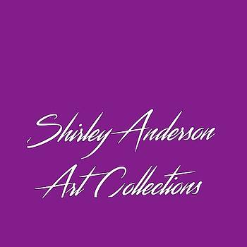 Shirley Anderson Art Collections Logo 6 by Shirley Anderson