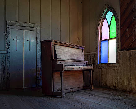 Silenced Keys  by Harriet Feagin