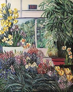 Smith College Spring Flower Show by Richard Nowak