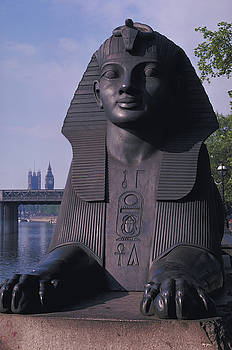 Sphinx in London by Carl Purcell