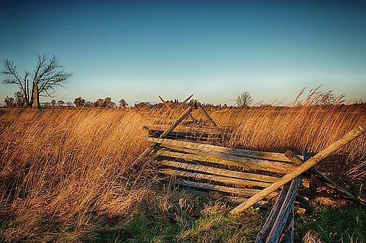 Split-Rail Fence by Travis Rogers