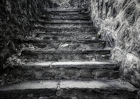 Stairway by Todd Dunham