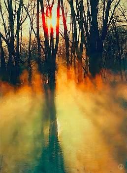 Sunset by Gun Legler