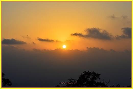 Sunset Mood by Sonali Gangane