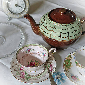 Tea For Two by Connie Fox