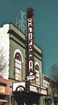 The California Theatre by Mountain Dreams