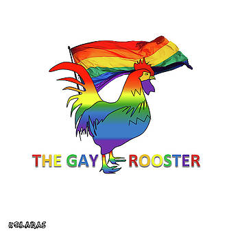 The Gay Rooster by Manos Kolaras