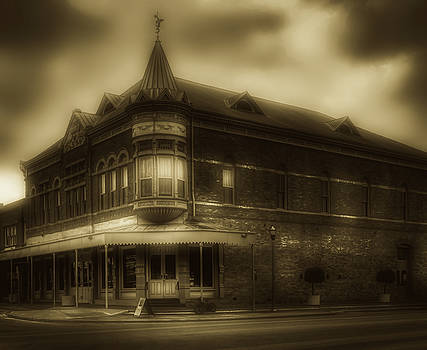 The Grand Opera House - Uvalde, Texas by Mountain Dreams