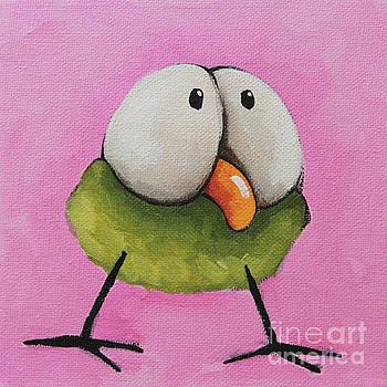 The Green Bird by Lucia Stewart