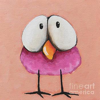 The Pink Bird by Lucia Stewart
