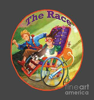 The Race by Donna Hall