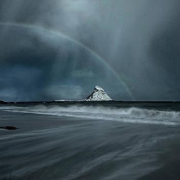 The rock by Frank Olsen