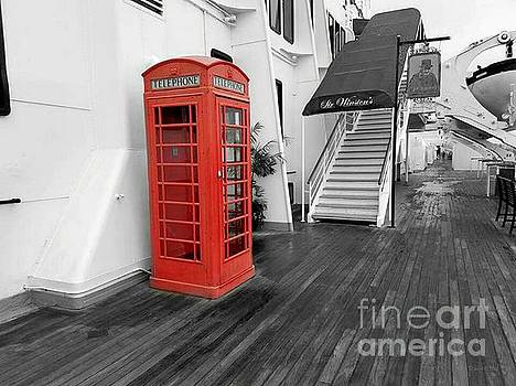The Telephone Booth by Robert ONeil